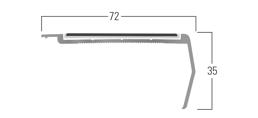 200 Series - Smn 211 end profile
