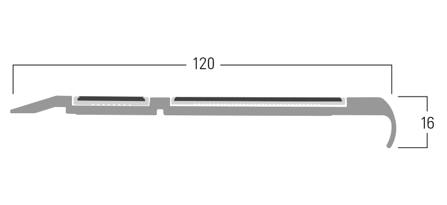 200 Series - Smn 219 end profile