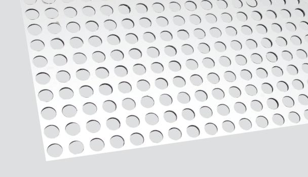 Rigid panel / 1200 x 600mm / Flat back and Screen Down Stud Template -TEMP PB